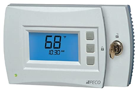 7 Day Programmable Stages 3 Heat//2 Cool Thermostat