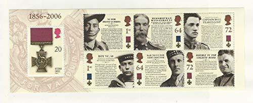 Great Britain, Postage Stamp, 2399c Mint NH, 2006 Victoria Cross, JFZ