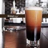 Nitro Pro Cold Brew Coffee Maker - Premium 1pt N2