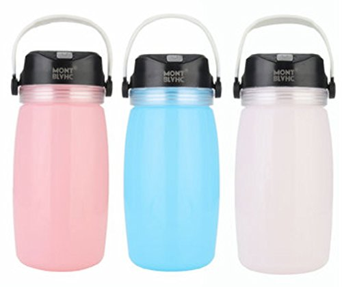 Camping Light Water Bottle Solar Charging Phone Charging Kettle Outdoor Sports Travel Mountaineering by Superjune by Superjune
