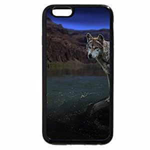 iPhone 6S / iPhone 6 Case (Black) On my River