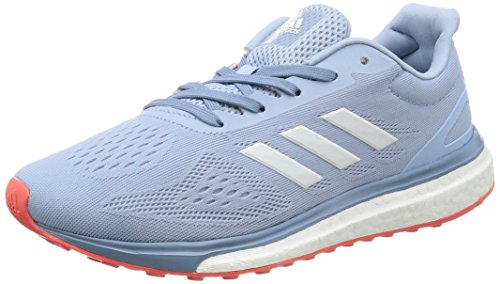 Mujer tactile running White Para Lt Adidas Low Running Blue Easy Zapatillas Response xZY4f7zwqP