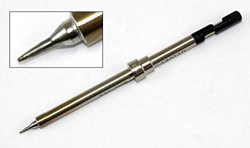 Hakko Solder Tip, Chisel, 0.6 x 6mm, Micro, (T30 Tip)