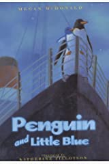 Penguin and Little Blue Hardcover