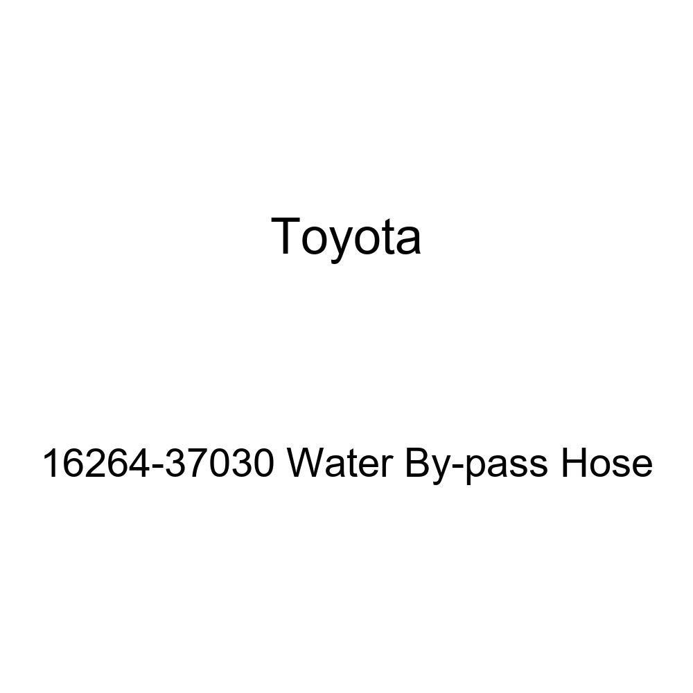 Genuine Toyota 16264-37030 Water By-pass Hose