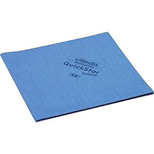 Vileda 100253 Panno in Microfibra, Blu, 40x38 cm, 1 pezzo 4023103075733 MAG_SPI_238858