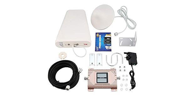LC17L-GD 4G LTE 1800 (FDD Band 3) Repetidor de Banda Dual ...