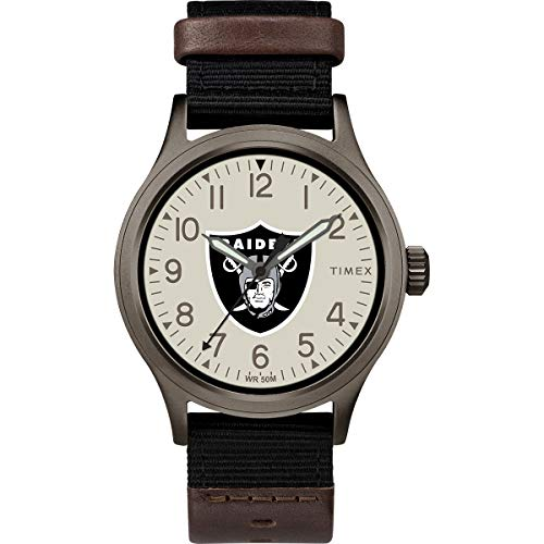 Oakland Raiders Mens Watch - 8