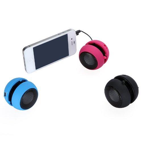 Docooler Mini Hamburg Speaker for iPhone iPad iPod Laptop PC