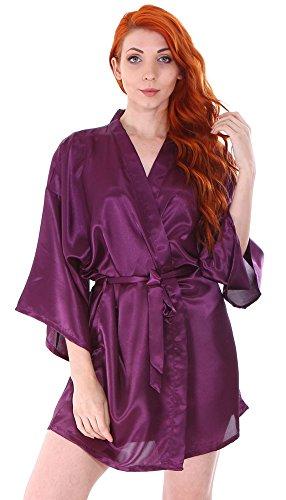 Kimono Simplicity Womens Bathrobe Sleepwear