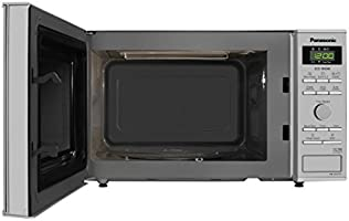 Panasonic Nn-Gd37hsbpq Invertidor Horno Microondas con Grill, 23 ...