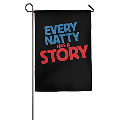 Natural Light Every Natty Has A Story Indoor Flag House Flag Fashion Garden Flag Outdoor Flag (2 - Louis Cardinals Fiber