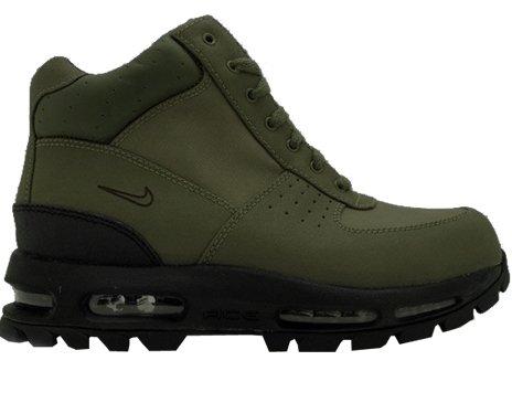 "Nike Air Max Goadome TT ""Tec Tuff"" Ironstone/Black Mens Boots [429744-202] Iguana/Iguana-Black Mens Shoes 429744-202-7.5"