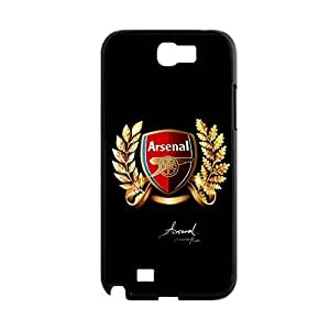 Generic Tpu Durable Phone Case For Girl Print With Arsenal For Samsung Galaxy Note2 N7100 Choose Design 7