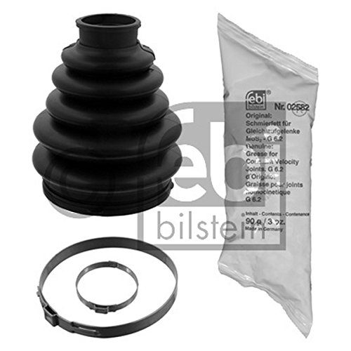 New Febi Bilstein Kit 2 x Car CV Boot Kit Genuine OE Quality Service 32662_G