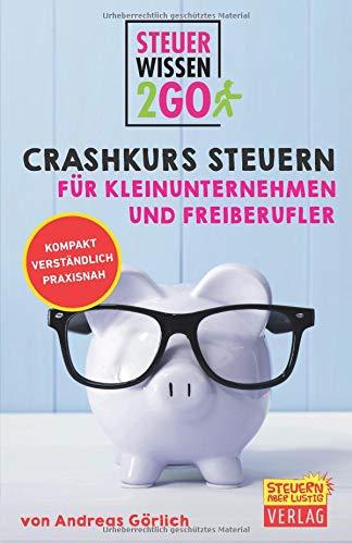 Steuerwissen2go: Crashkurs Steuern für Kleinunternehmen und Freiberufler: Steuertipps kompakt, praxisnah und verständlich
