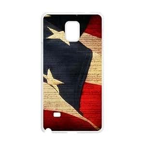 National flag CUSTOM Phone Case for Samsung Galaxy Note 4 LMc-85886 at LaiMc