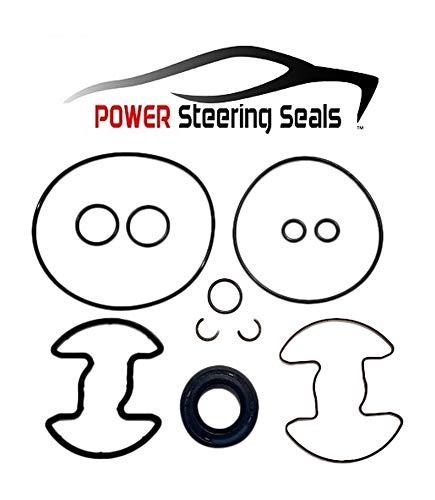 (Power Steering Seals - Power Steering Pump Seal Kit for Acura RL)