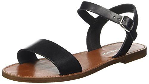 Blk Smith WSSBONDI Sandali Nero Windsor Donna PE1Rw