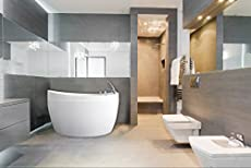 NO.1# SUPERIOR BATHTUB AND SHOWER COMBO DESIGN IDEAS luxury bath with overhead shower
