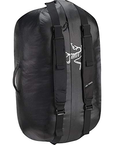 Tall Backpack Arcteryx (Arc'teryx Carrier Duffel 80 (Black))