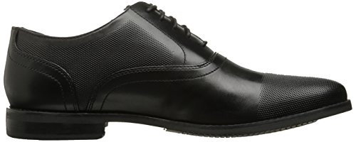 Rockport Mens Derby Room Perf Cap Toe Oxford Nero