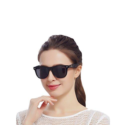 Jardin d'amour Designer Women Polarized UV Protection Sunglasses Wayfarer Driving JS2101 - Nice Of Pair Sunglasses