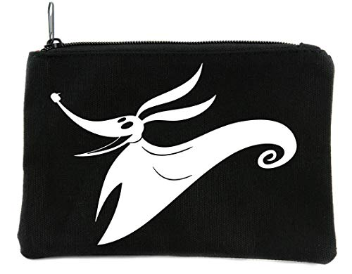 Zero Ghost Dog Cosmetic Makeup Bag Nightmare Before Christmas