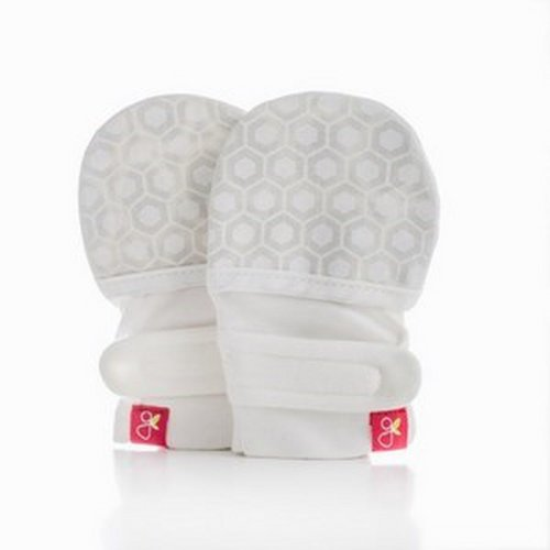 Goumimitts - smart, stay on baby mittens - 1 pack