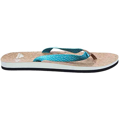 Lab dyed Slide Non Sport Sandals Green adidas parley Chalk Womens White Performance Eezay PWxX8p