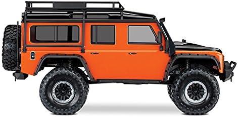 Traxxas TRX-4 Land Rover Defender Adventure: Amazon.es ...