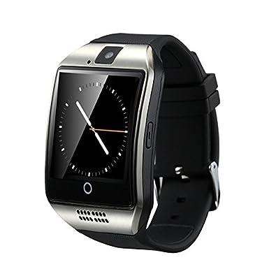 Efanr Q18 Bluetooth reloj inteligente con tarjeta SIM Cámara ...