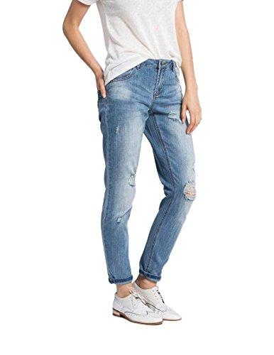 Blu 5p Vilari Blue Jeans Girlfriend Rw Hk0128 Vila 5ItSBwqw
