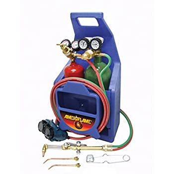 Image of Ameriflame TI100AT Medium Duty Portable Welding/Cutting/Brazing Outfit Kits