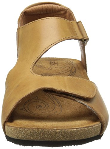 Taos Women's Rita Wedge Sandal, Tan, 41 EU/10-10.5 M US by Taos (Image #4)