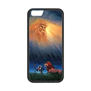 Disney The Lion King Character Rafiki iPhone 6 4.7 Inch Cell Phone Case Black y2e18-342469