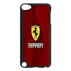 Ipod Touch 5 Phone Case Ferrari SA83757