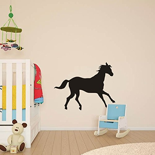 1-x-animal-wild-zoo-pentium-horse-wall-decal-sticker-vinyl-removable-wide