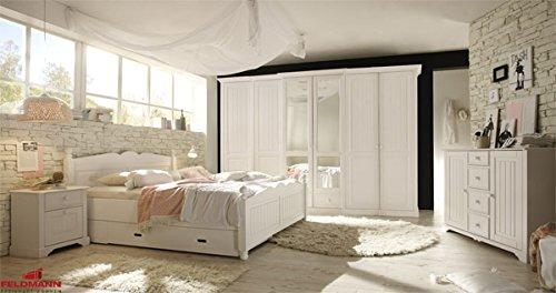 Landhaus-61027-Schafzimmer-Komplettzimmer-4-teilig-Kiefer-teilmassiv-wei-lackiert