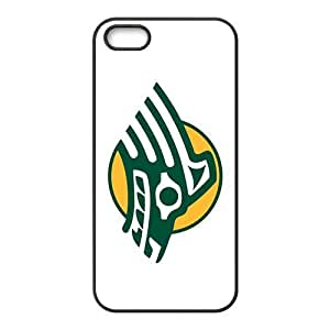 NCAA Alaska Anchorage Seawolves Primary 1977 Black For SamSung Galaxy S5 Phone Case Cover