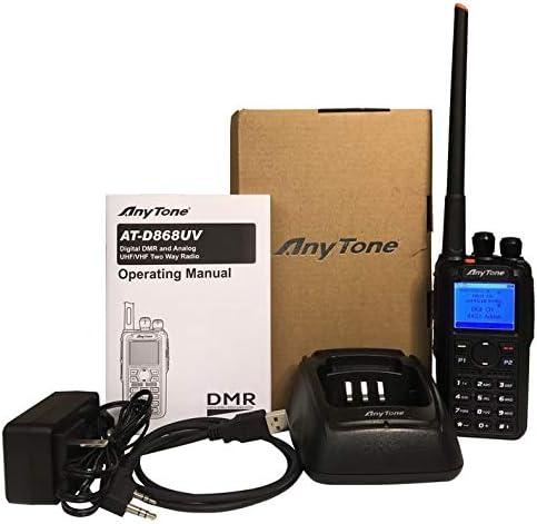 AnyTone AT-D868UV GPS Version II