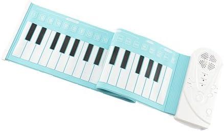 ROLL UP PLEGABLE DEL TECLADO VIRTUAL 49 TECLAS DE PIANO ...
