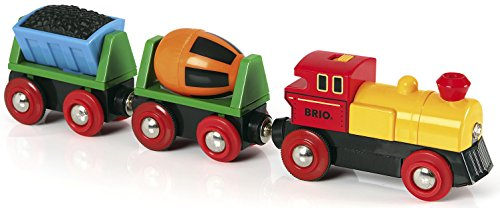 BRIO Battery Operated Action (Wooden Train Battery)