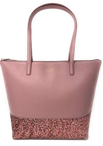 Expert choice for kate spade pink purse with glitter