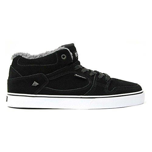 Emerica HSU SMU negro/gris oscuro zapatos