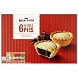 Asda Bakers Selection 6 Mince Pies