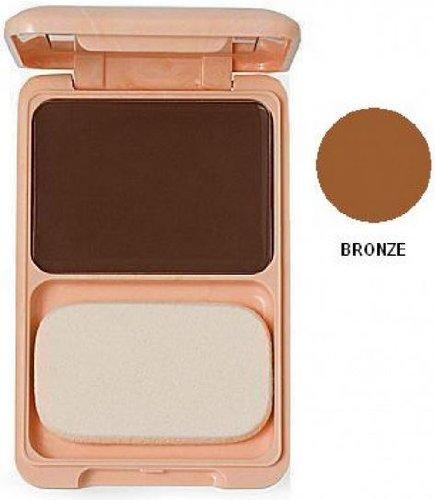 Fashion Fair Oil Free Perfect Finish Creme to Powder Makeup SPF12, 13.5g-Bronze (Oil Free Finish)