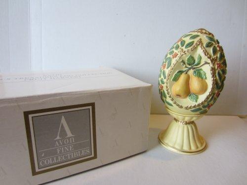 1994 Avon Season's Treasures Egg Collection