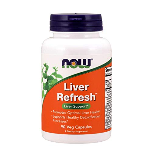 NOW Supplements Liver Refresh