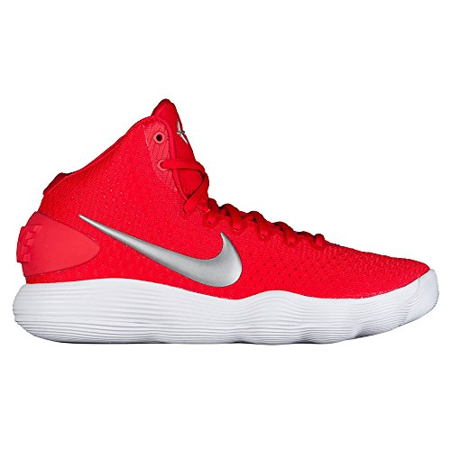 for sale discount sale NIKE Women's Hyperdunk 2017 TB Basketball Shoe University Red/Metallic Silver/White buy cheap enjoy clearance eastbay cheap Manchester kNqPIWthX